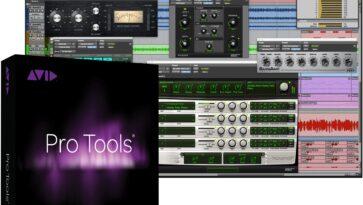Avid Pro Tools 2021.9 Crack
