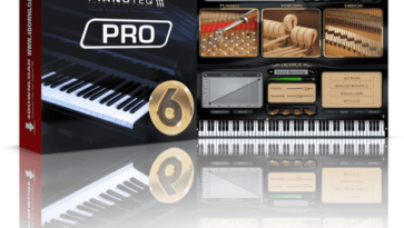 Pianoteq Pro 7.0.5 With Crack
