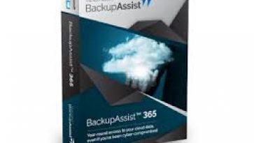 BackupAssist Desktop